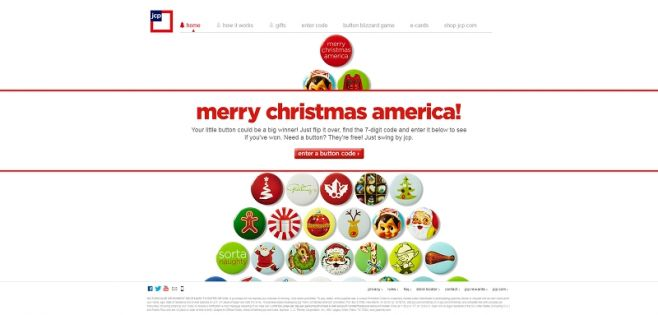 jcp.com/christmas – JCP Merry Christmas America Promotion