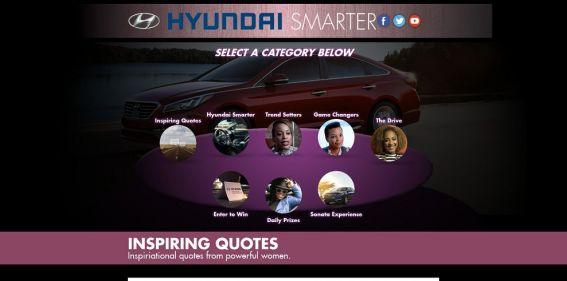 Hyundai Smarter Experience Promotion : Win the all-new 2015 Hyundai Sonata 2.0T !