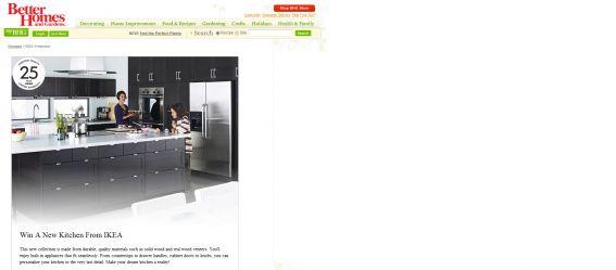 IKEA Giveaway Sweepstakes