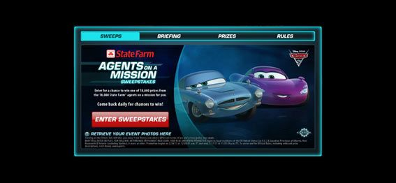 disney.com/agents – Agents On A Mission Sweepstakes Promotion