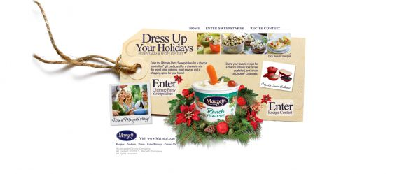 T. Marzetti Ultimate Party Sweepstakes