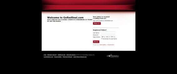 goredseal.com – Red Seal Get More Sweepstakes