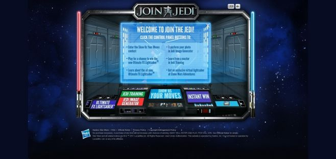 Join the Jedi