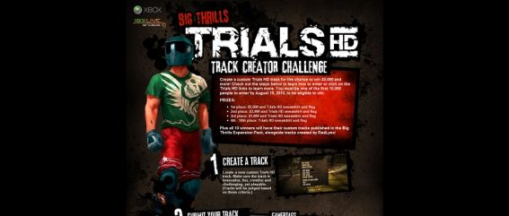 BigThrillsContest.com – Big Thrills! Trials HD Track Creator Challenge