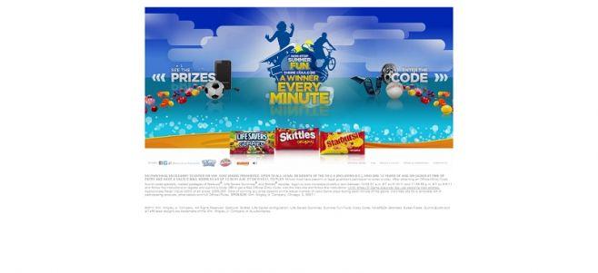 nonstopsummerfun.com – Non-Stop Summer Fun Instant Win Game