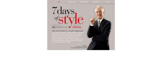 lizclaibornecontest.com – 7 Days of Style Contest