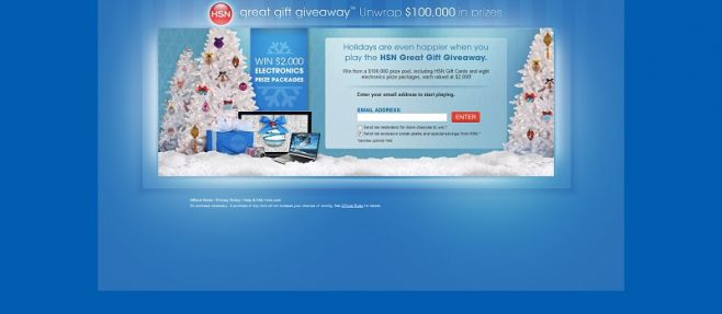 HSN Great Gift Giveaway