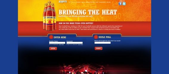 Louisiana Hot Sauce Bring the Heat Sweepstakes