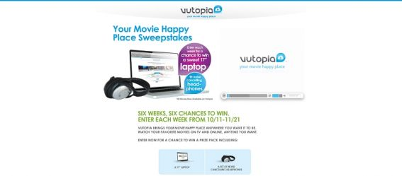 Win Your Movie Happy Place Sweepstakes