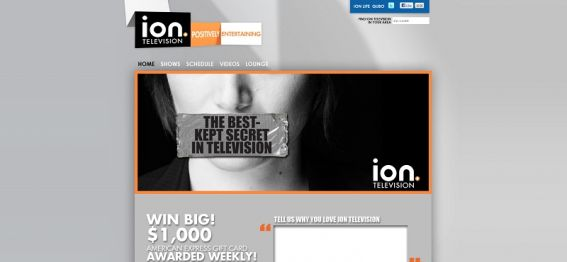 ION Television's Best-Kept Secret in Television Sweepstakes