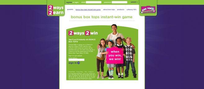 2ways2earn.com – 2 Ways 2 Win