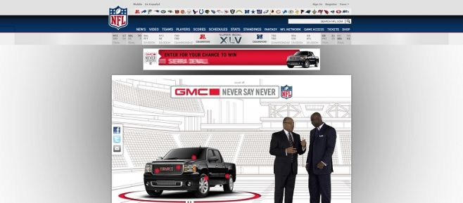 2011 GMC Never Say Never Sweepstakes