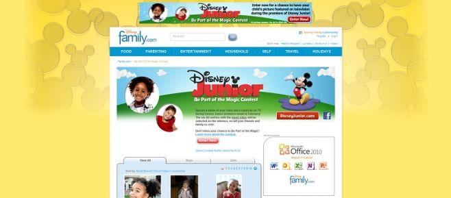 Disney Junior Be Part of the Magic Contest