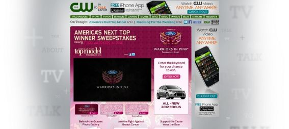 America's Next Top Winner Sweepstakes
