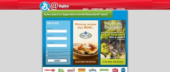 generalmillsandhy-vee.com – Hy-Vee Clean Up your Swamp Sweepstakes
