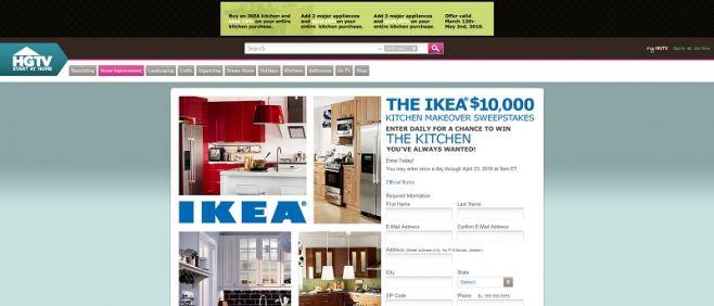 IKEA $10,000 Kit