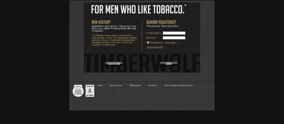 Timber Wolf Year of Tobacco Sweepstakes