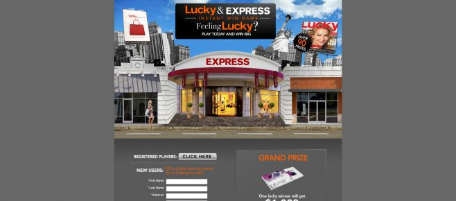 Feeling Lucky? Blackjack Express Instant Win Game