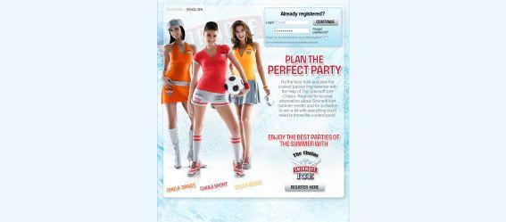 Smirnoff Ice Fiestas Chulas Sweepstakes
