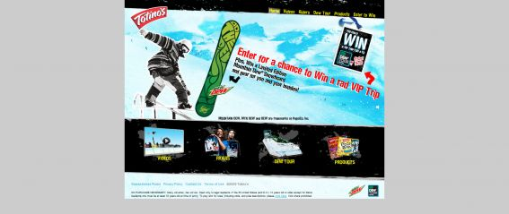 Totino's Dew Tour Sweepstakes