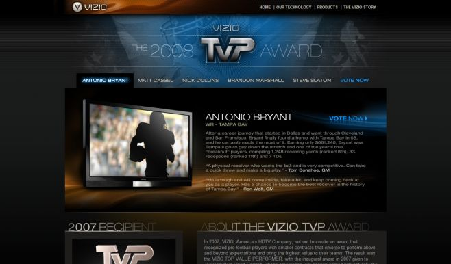 Vizio Top Value Performer Sweepstakes