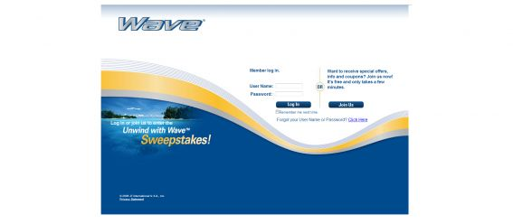 Unwind with Wave Sweepstakes