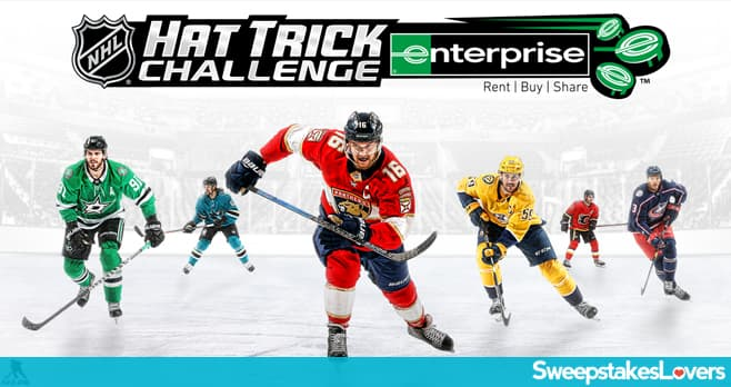 NHL Hat Trick Challenge 2019