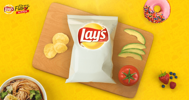 LAY'S Do Us A Flavor Chips Contest 2017 (DoUsAFlavor.com)