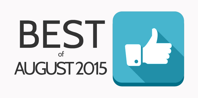 Best Sweepstakes August 2015