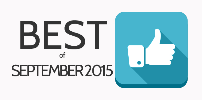Best Sweepstakes September 2015