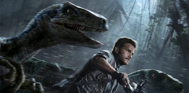 Jurassic world giveaway