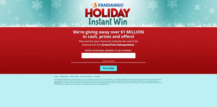 instant cash sweepstakes review instant win cash legit 1850