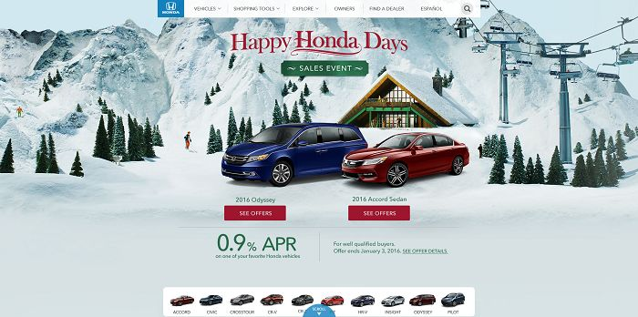 Honda Open The Cheer Instant Win Game And Sweepstakes