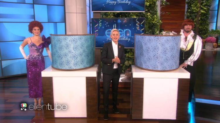Ellen's Birthday Show Giveaways