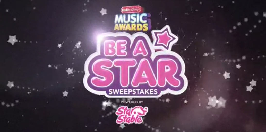 Radio Disney Music Awards Be A Star Sweepstakes