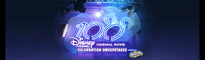 100DCOMSweeps.com - Disney Channel 100 DCOM Sweeps