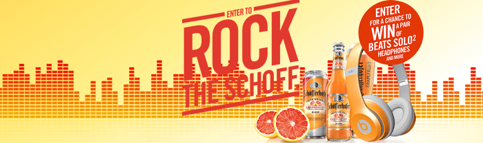 RockTheSchoff.com - Schöfferhofer Rock The Schoff Sweepstakes
