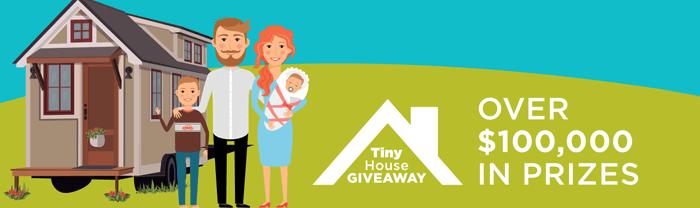 Safety1stPromo.com - Safety 1st Tiny House Giveaway 2016
