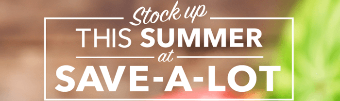 Save-A-Lot.com/Summer - Save-A-Lot Smart Shopper Club Summer Sweepstakes
