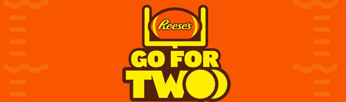 Reeses.com Go For Two Sweepstakes