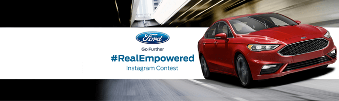 thereal.com/realempoweredford - The Real #RealEmpowered Ford Instagram Contest 2016