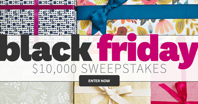 bhg.com/blackfridaysweeps BHG Black Friday Sweepstakes 2016