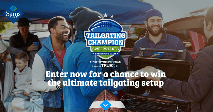SamsClub.com Tailgating Sweepstakes 2016