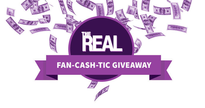 The Real Fan Cash Tic Giveaway