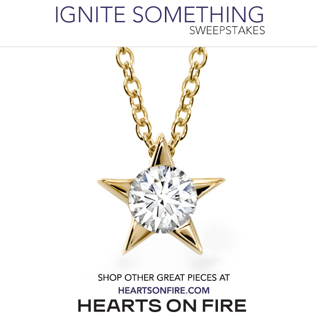O, The Oprah Magazine Ignite Something Sweepstakes (Omagonline.com/HOF)