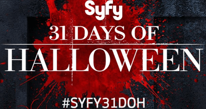 Syfy 31 Days of Halloween 2016 Sweepstakes