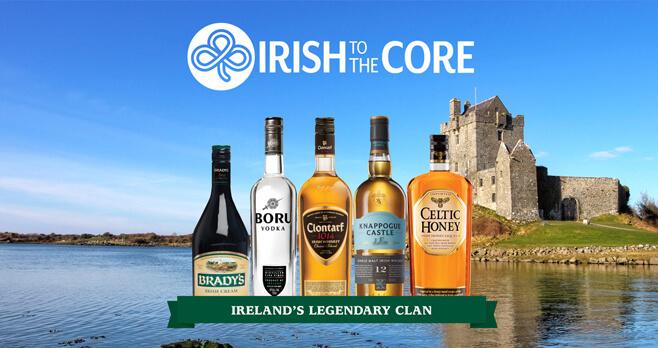 Irish To The Core Sweepstakes 2018 (Irish2Core.com)