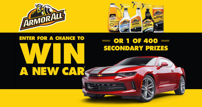 Advance Auto Parts Sweepstakes (ShineToWin.com)