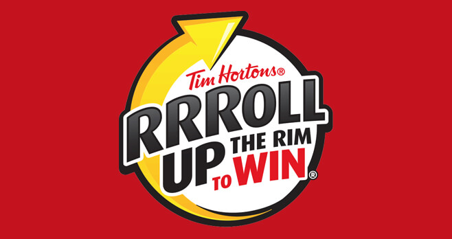 Tim Hortons Roll Up The Rim 2018 (RollUpTheRimToWin.com)