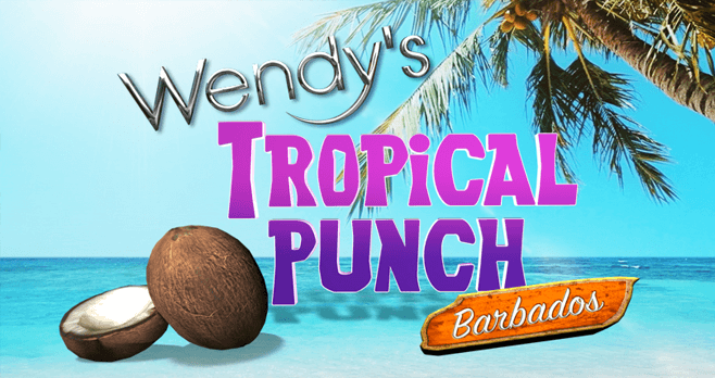 Wendy's Tropical Punch Barbados Giveaway